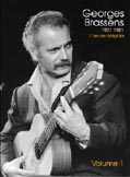 GEORGES BRASSENS-Partitions Vol. 1