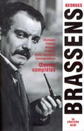 GEORGES BRASSENS - Oeuvres complètes